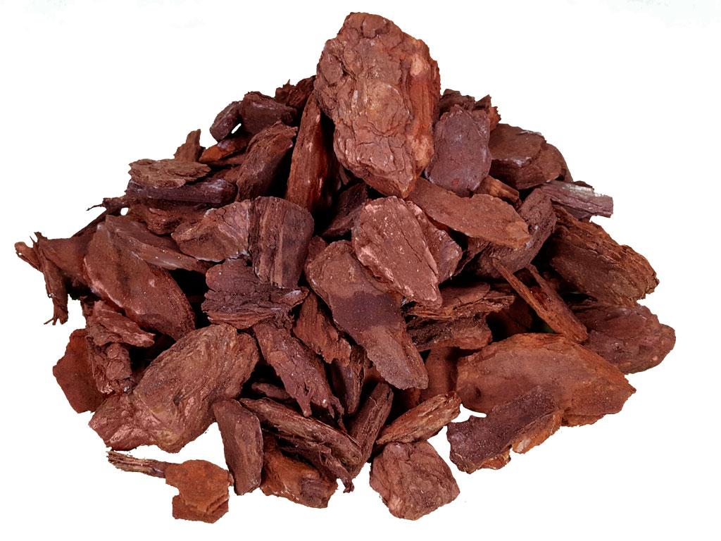 Corteza de pino extra para jard n arisac - Corteza de pino ...