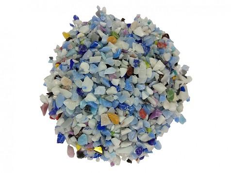 Verre Recyclé Multicolour