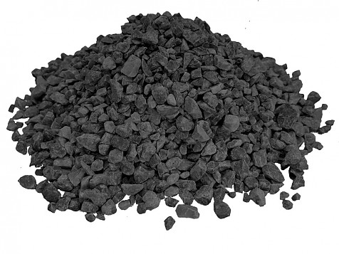 Washed and Dried Black Gravel