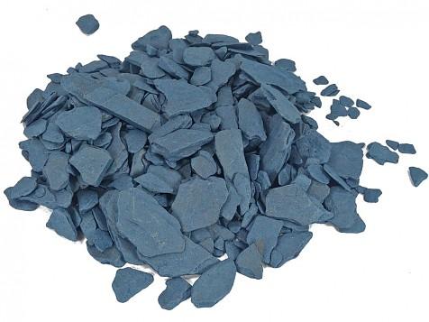 Pizarra Triturada Azul