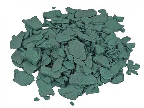 Ardoise Concassée Vert