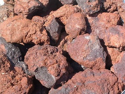 Corteza Volcánica