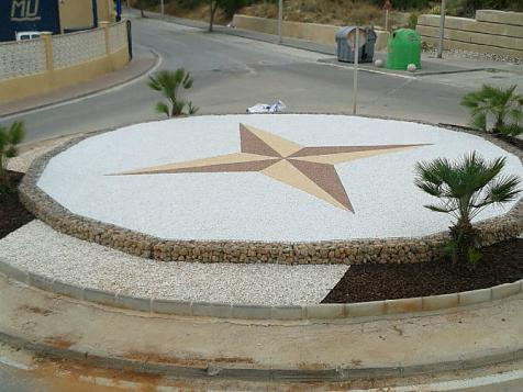 Rond-point Javea
