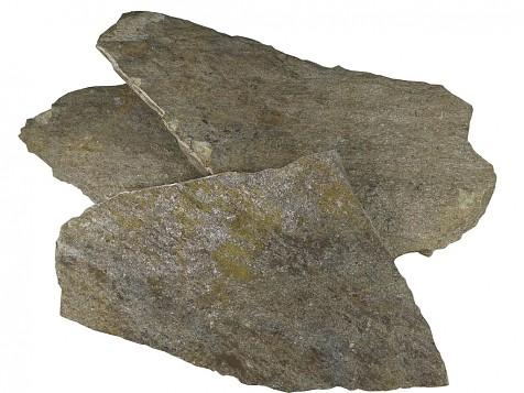 Opus incertum quartzite bois