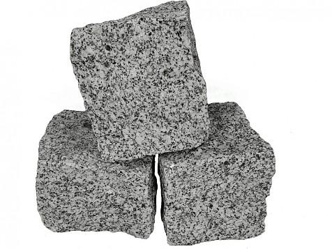 Rocalla negra musgo arisac for Adoquines de granito
