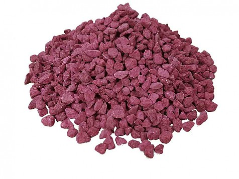 Dark Red Gravel - Aricolor
