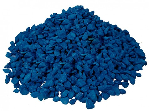 Dark Blue Gravel - Aricolor