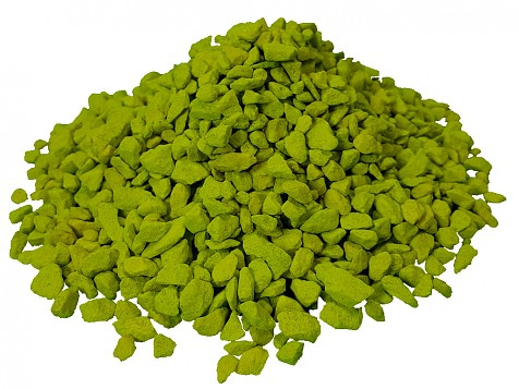 Pistacho Green Gravel - Aricolor