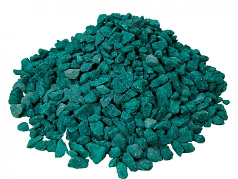 Dark Green Gravel - Aricolor
