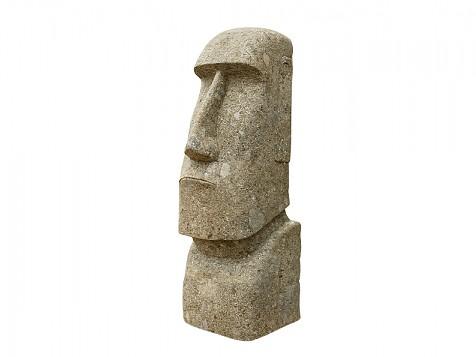 Moai Green Stone
